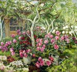 Мой сад - 1979, 110х100, холст, масло, 250 000,00руб.<br />